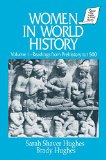 Women in World History: v. 1: Readings from Prehistory to 1500 (Sources and Studies in World History Library of the Humaniti)