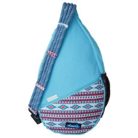 Paxton Canvas Sling Pack (for Women)