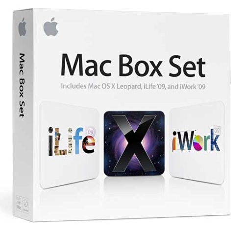 Mac Box Set [OLD VERSION]