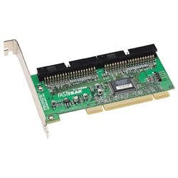 Promise FastTrak TX2000 2 Channel Ultra ATA RAID Controller - PCI - Up to 133MBps - 2 x 40-pin IDC Ultra ATA/133 (ATA-7) - ATA