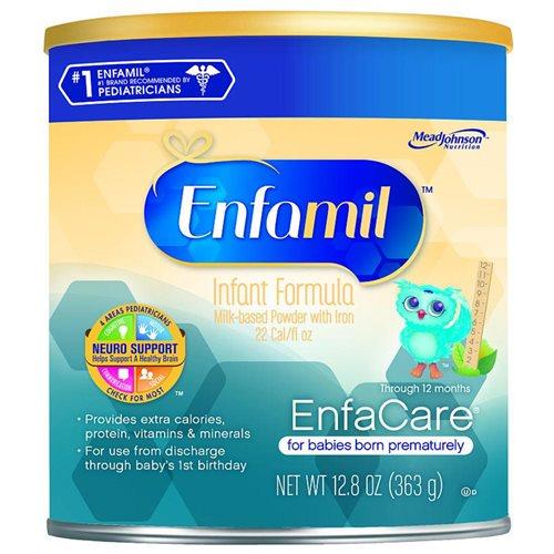 Enfamil Milk-Based Infant Formula Powder, 12.8 oz