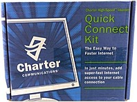 Charter Chafg00007 Internet Self-installation Kit - 6-10 Mb Web Space