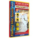 """Fishing Hot Spots PRO Great Lakes 2017 Brand New, Product # E457 The RayMarine Fishing Hot Spots Pro GL is the most complete and reliable fishing chip available"
