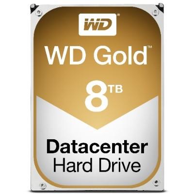 Wd Wd8002fryz Wd Gold Datacenter Hard Drive Wd8002fryz - Hard Drive - 8 Tb - Internal - 3.5 - Sata 6gb/s - 7200 Rpm - Buffer: 128 Mb