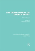The Development Of Double Entry (rle Accounting)