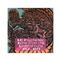Various Artists - Barefoot In the Head (US Psychedelic Gems from the Underground 1967-1973) (Music CD)