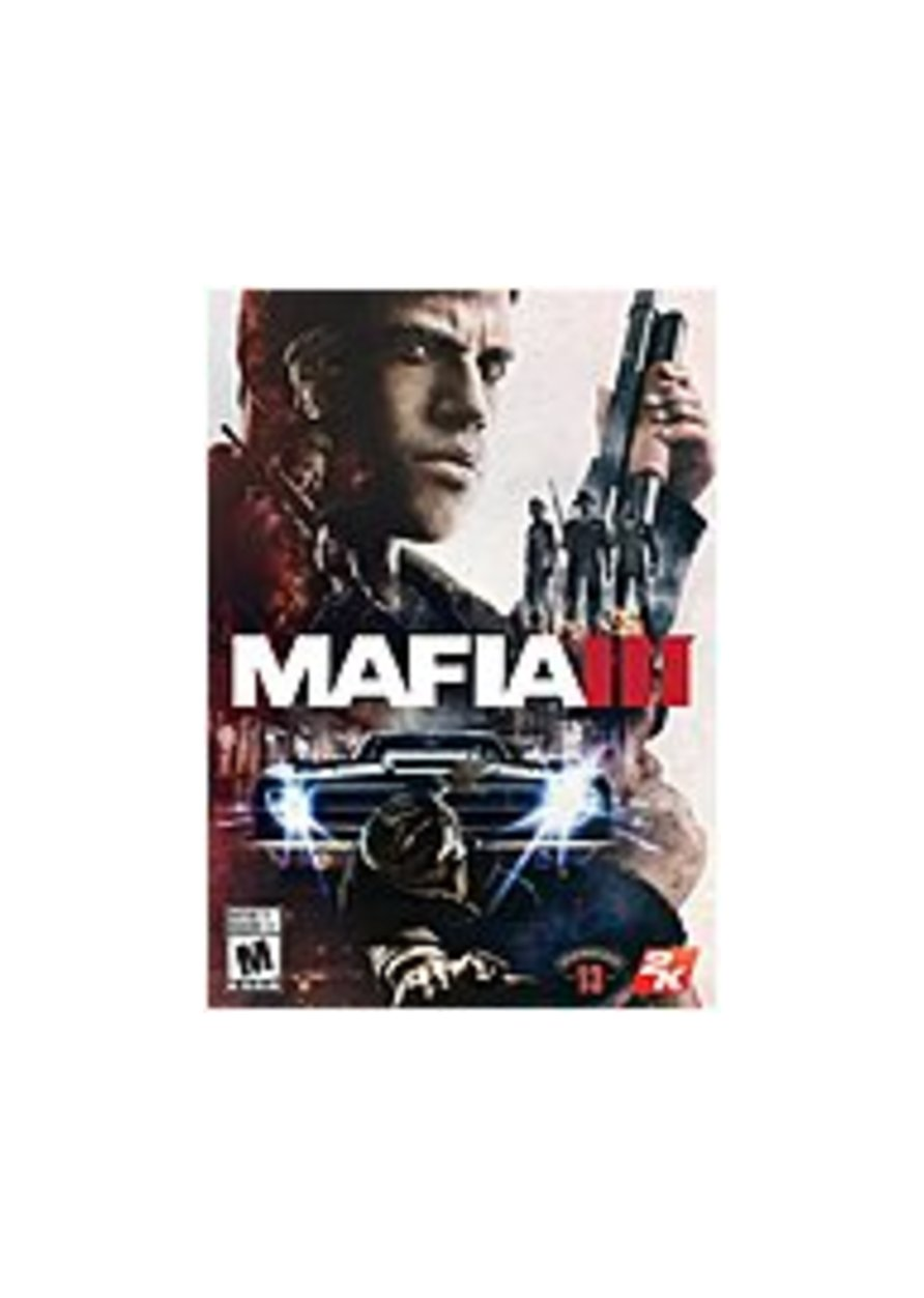 Take-two Mafia Iii - Action/adventure Game - Dvd-rom - Pc