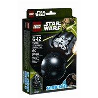 75008 Lego Star Wars Tie Bomber & Asteroid Field By Lego(r)