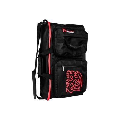 Thermaltake Ea-tte-bacblk-01 Tt Esports Battle Dragon - 2015 Edition - Backpack For Game Console Accessories - Polyester  1680d Ballistic Nylon - Black