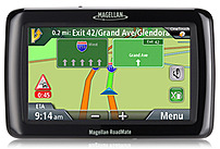 Magellan Roadmate Rm2136sgluc 2136t-lm 4.3-inch Gps Navigator