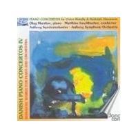 Bendix; Simonsen: Concertos for Piano & Orchestra