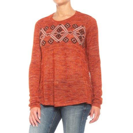 Embroidered Sweater (for Women)