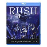 Rush - Clockwork Angels [Blu-ray] [2013] [Region Free] (Blu-ray)