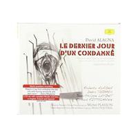 David Alagna: Le Dernier Jour d'un Condamné (Music CD)