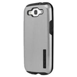 incipio Sa-310 Silicrylic Shine for Samsung Galaxy S III - Retail Packaging - Silver/black