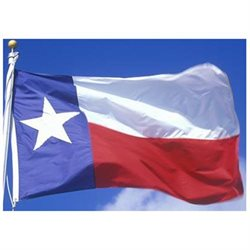 Texas State Flag - 2' x 3' - Nylon