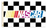 NASCAR Checkered 3-by-5 Foot Flag with Grommets