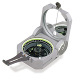 """""""Brunton Geo 4 x 90 Brand New Includes Lifetime Warranty, The Brunton Geo Transit 4 x 90 contains a fast, magnetic north seeking, rare-earth magnet, balanced on a sapphire jewel bearing for quick measurements"""