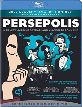 Vincent Paronnaud & Marjane Satrapi - Persepolis