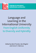 This book views the international university as a microcosm of a world where internationalization does not equate with across-the-board use of English, but rather with the practice of linguistic and cultural diversity, even in the face of Anglophone dominance