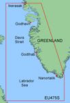 Garmin 010-c0464-00 Garmin Bluechart Xeu475s Greenland West Micro Sd C