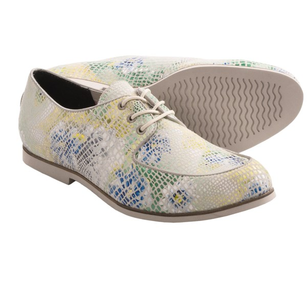 Hush Puppies Graham Blucher Lace Shoes (For Women)