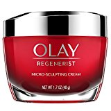 Face Moisturizer with Collagen Peptides by Olay Regenerist, Micro-Sculpting Cream, 1.7 oz