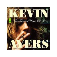 Kevin Ayers - The Harvest Years 1969-1974 (Music CD)