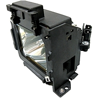 V7 200 W Replacement Lamp For Epson Emp-600, 800 And 810 Replaces Lamp Elplp15 - 200w Projector Lamp - Uhe - 1500 Hour Vpl014-1n