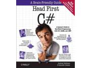 Head First C# 3 Binding: Paperback Publisher: Oreilly & Associates Inc Publish Date: 2013/09/16 Synopsis: A guide to C#, XAML, and .NET framework covers such topics as references, object-oriented programming, interfaces, animation, and LINQ