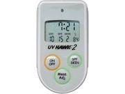 Uv Hawk Q3i-uvhawk2 Uv Hawk Q3i-uvhawk2 Waterproof Ultraviolet Sunlight Meter