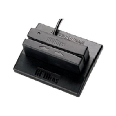 Rf Ideas Ms3-00m1aku Pcswipe Enroll - Magnetic Card Reader (tracks 1  2 & 3) - Usb - Black