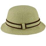 Easykan Baby-Boys Infant Summer Hat Cap Hat Straw Fedora