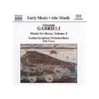 Gabrieli: Music for Brass, Vol 2