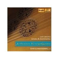 Johann Kropfgans - Lute Concerto, Lute Sonatas