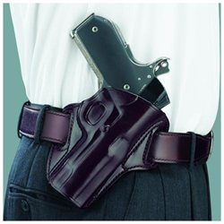 Concealable Belt Holster for Sig-Sauer P239 9mm R-Hand Havana