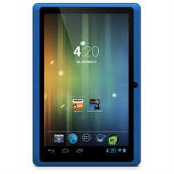 Ematic 7 Android 4.2 Capacitive 8GB Wifi Tablet Kindle Books EGM003 - Blue