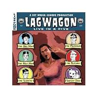 Lagwagon - Live In A Dive (Music CD)
