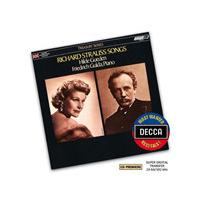 Richard Strauss Songs (Music CD)