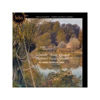 Schubert: 'Trout' Quintet; Hummel: Piano Quintet (Music CD)