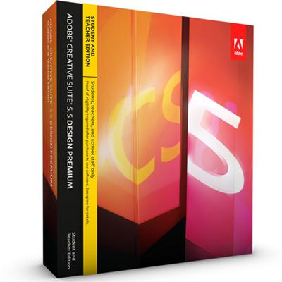 Creative Suite 5.5 Design Premium Student And Teacher Edition - Complete Package