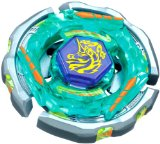 Takaratomy Beyblades #BB71 Japanese Metal Fusion D125CS Ray Unicorno Battle Top Starter Set