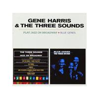 Gene Harris - Play Jazz on Broadway/Blue Genes (Music CD)
