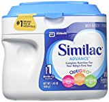 Similac Advance Formula Powder - 23.2 Ounce Type: Other Gender: Boys Girls