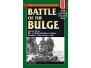 Battle Of The Bulge: The 3rd Fallschirmjager Division In Action, December 1944-january 1945 (stackpole Military History)