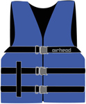 Airhead 1000203ABL Universal Open Side Life Vest - Youth Blue