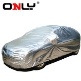 Only® Unique Innovative Car Case Car Cover Completes Within a Minute, waterproof, cotton, automobiles All-weather Series S for Sedan, fast and easy to operate, 18 seconds (S-49 Length 183'' to 191'', applicable models: Acura TL 2006, Aston-Martin DB9 2013/2011/2007/2004, Aston-Martin DBS 2011/2009/2007, Aston-Martin Vanquish 2013/2004, Audi A5 2011-2014, Audi A6 2004, BMW 3 GT 2013, BMW 5 2004-2006, BMW 6 2004-2007, BMW M3 2014/2008, BMW M4 2014, BMW M5 2005, BMW T8 2014, Cadillac CTS 2011, Cadillac CTS V 2009, Cadillac GS 2004-2014, Chevrolet Camaro 2010-2012, Chevrolet Equinox, Chevrolet Malibu 2012-2014, Ford Mustang 2011-2013, Hyundai Sonata 2010, Jaguar XKR 2012/2009, Kia K5 2015/2014, Mercedes-Benz C AMG 2012/2009, Benz CLA AMG 2014, Benz E 2014/2009/2006, Nissan Altima(Sylphy), Peugeot 408 2010-2014, Peugeot 508 2011, Subaru Legacy 2010-2014, Toyota Camry 2014/2012, Toyota Reiz 2013/2005-2010, Volkswagen CC 2009, Volkswagen Magotan 2007-2011, Volkswagen Passat 2003-2007, etc.)
