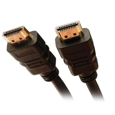 High Speed HDMI Cable with Ethernet P569-025 - video / audio / network cable - HDMI - 25 ft
