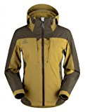 The First Outdoor Women's 3-in-1 Insulated Jacket Apennines Large Mustard Yellow