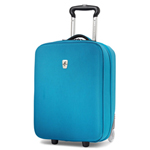 Atlantic Luggage Debut Exp Upright 20inch Turquoise Debut Expandable U
